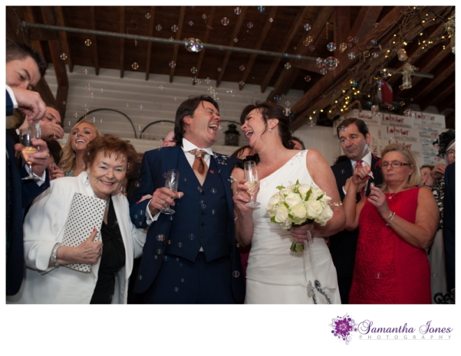 Alison and Dave wedding at East Quay by Samantha Jones Photography 31