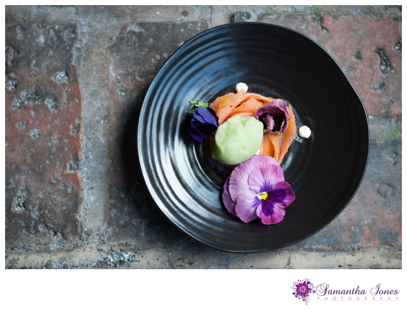 Food photography at the Red Sails Restaurant in Faversham by Samantha Jones Photography 01