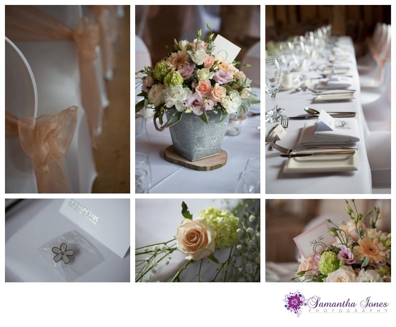 Decia and Nick wedding at Winters Barns by Samantha Jones Photography 11