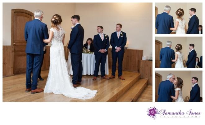 Decia and Nick wedding at Winters Barns by Samantha Jones Photography 29