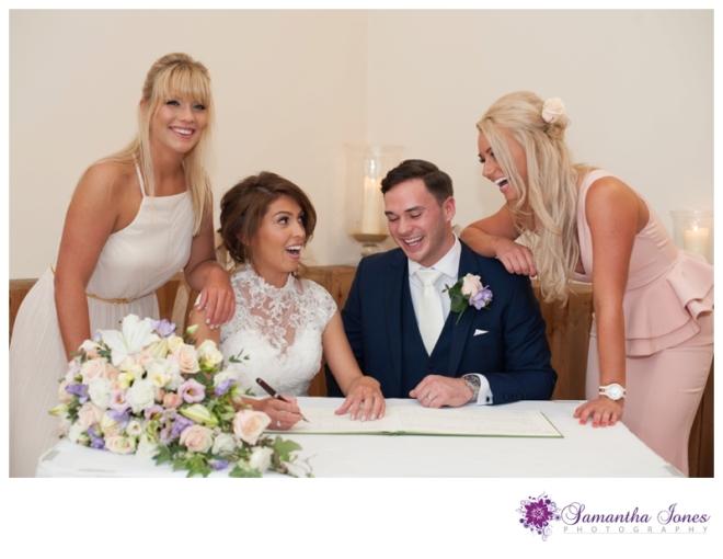 Decia and Nick wedding at Winters Barns by Samantha Jones Photography 34
