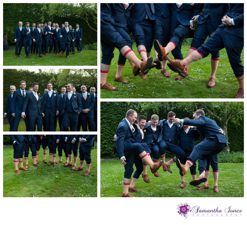 Decia and Nick wedding at Winters Barns by Samantha Jones Photography 39