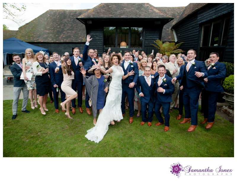 Decia and Nick wedding at Winters Barns by Samantha Jones Photography 41