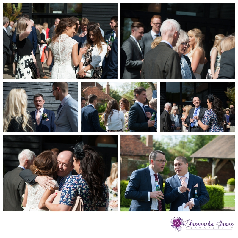 Decia and Nick wedding at Winters Barns by Samantha Jones Photography 56