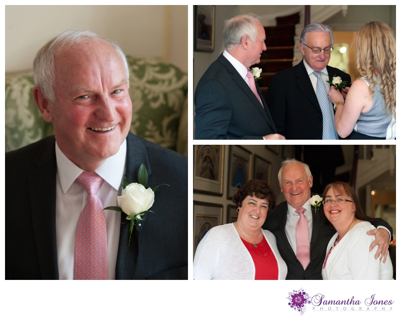 Evonne and Trevor wedding at Read's in Faversham by Samantha Jones Photography 06