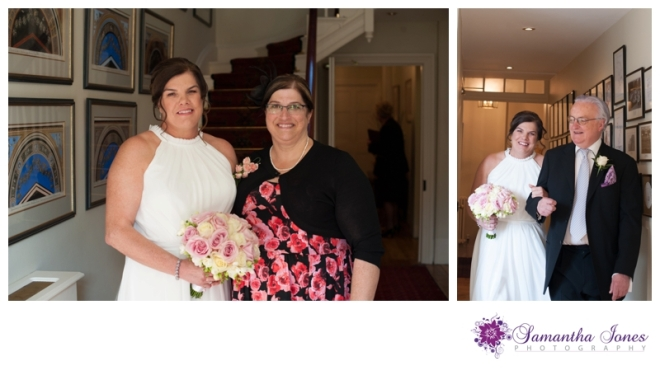 Evonne and Trevor wedding at Read's in Faversham by Samantha Jones Photography 08