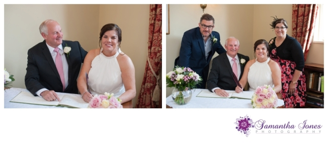 Evonne and Trevor wedding at Read's in Faversham by Samantha Jones Photography 11