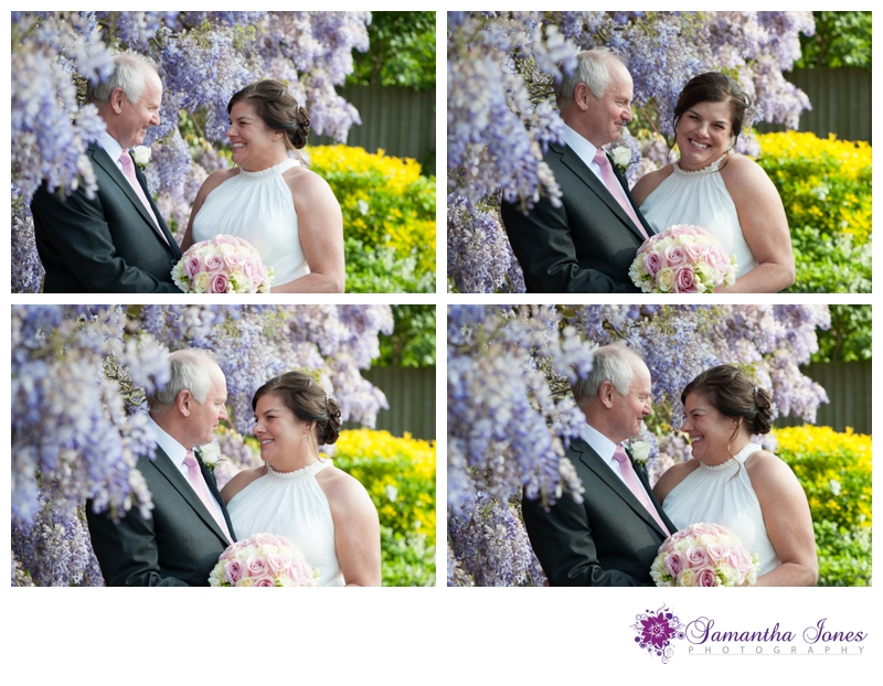 Evonne and Trevor wedding at Read's in Faversham by Samantha Jones Photography 16