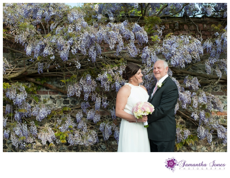 Evonne and Trevor wedding at Read's in Faversham by Samantha Jones Photography 17