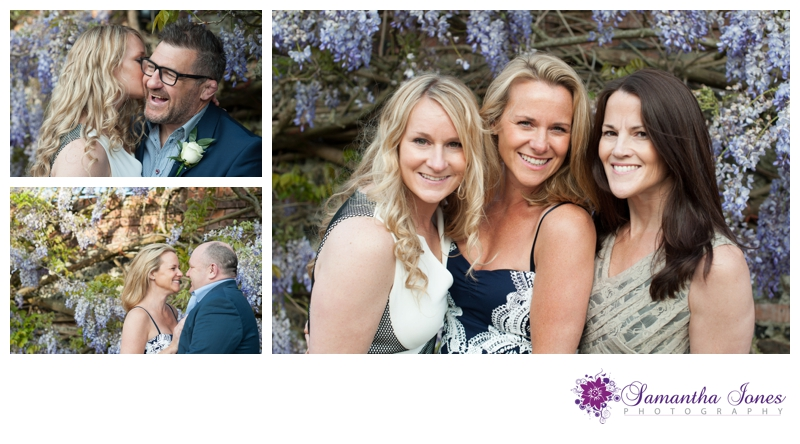 Evonne and Trevor wedding at Read's in Faversham by Samantha Jones Photography 20
