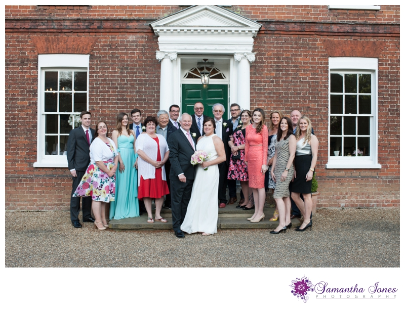 Evonne and Trevor wedding at Read's in Faversham by Samantha Jones Photography 23