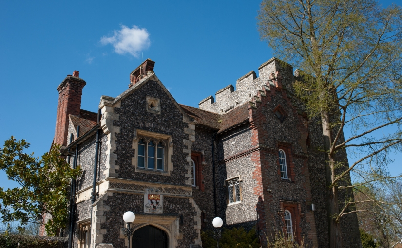The Tower House in Canterbury – a unique wedding venue