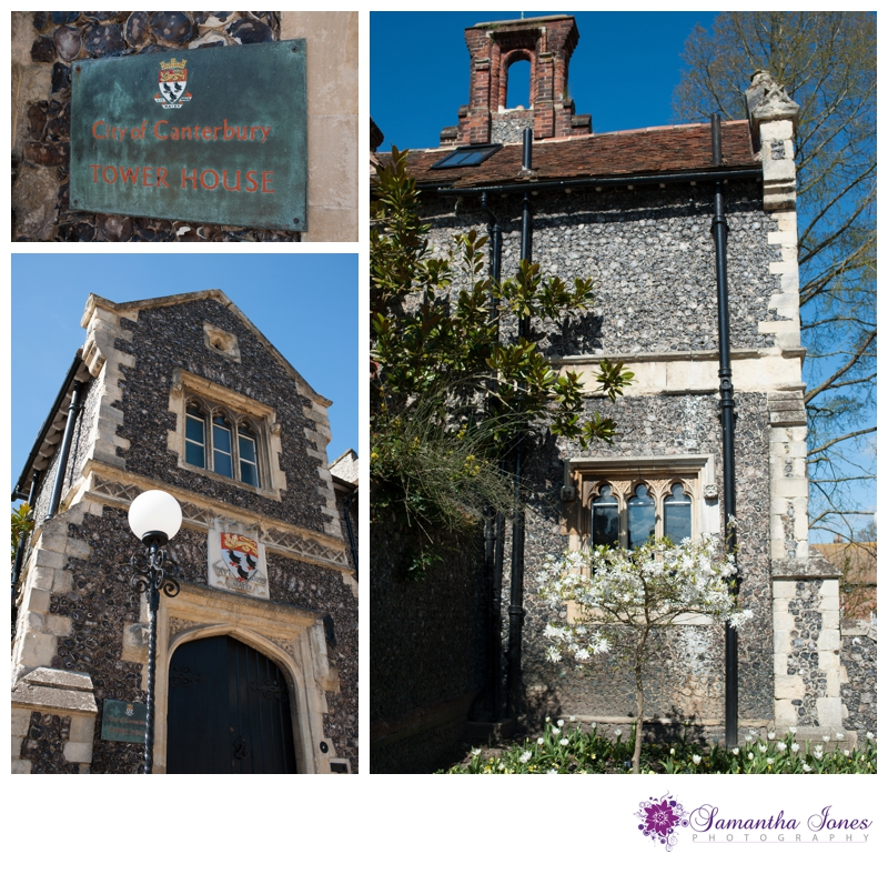 The Tower House in Canterbury by Samantha Jones Photography 02