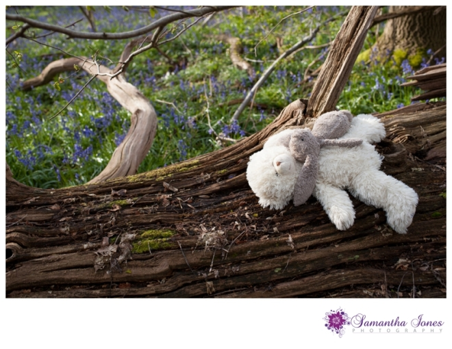 Family photoshoot in the bluebells by Samantha Jones Photography 03