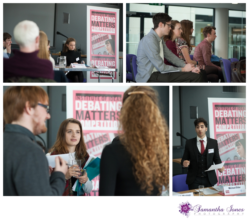 Institute of Ideas - Debating Matters by Samantha Jones Photography 01