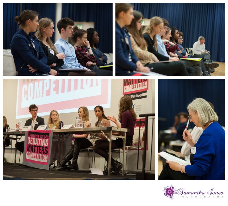 Institute of Ideas - Debating Matters by Samantha Jones Photography 02