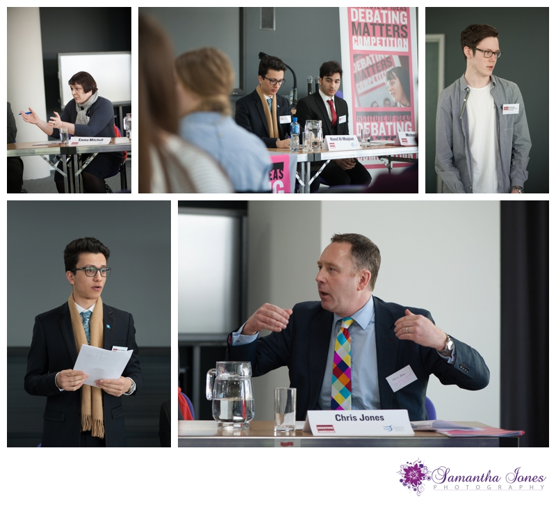 Institute of Ideas - Debating Matters by Samantha Jones Photography 03
