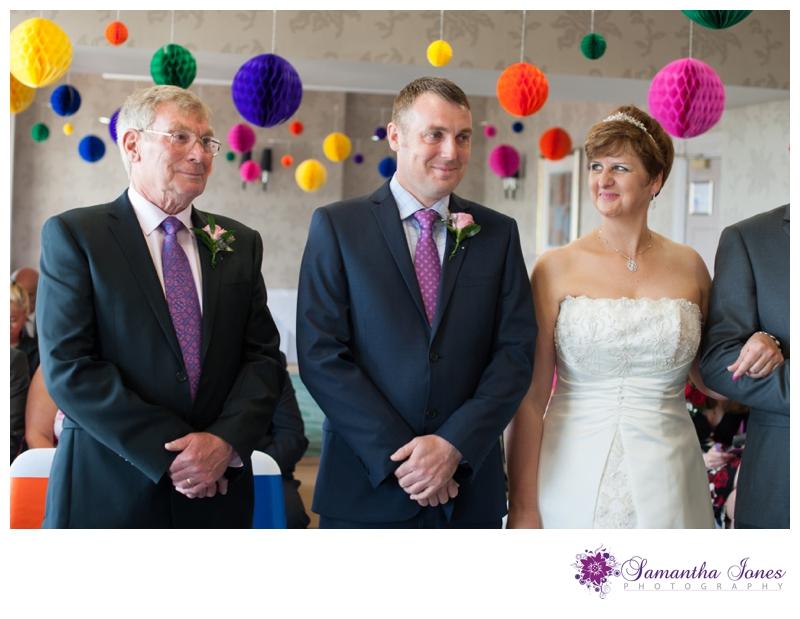 Teresa and Allan wedding at the Dover Marina Hotel by Samantha Jones Photography 12