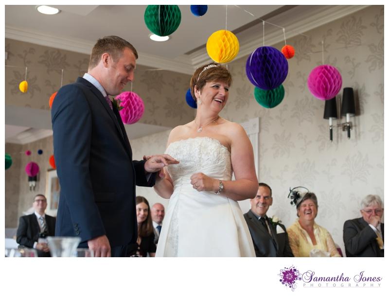 Teresa and Allan wedding at the Dover Marina Hotel by Samantha Jones Photography 14