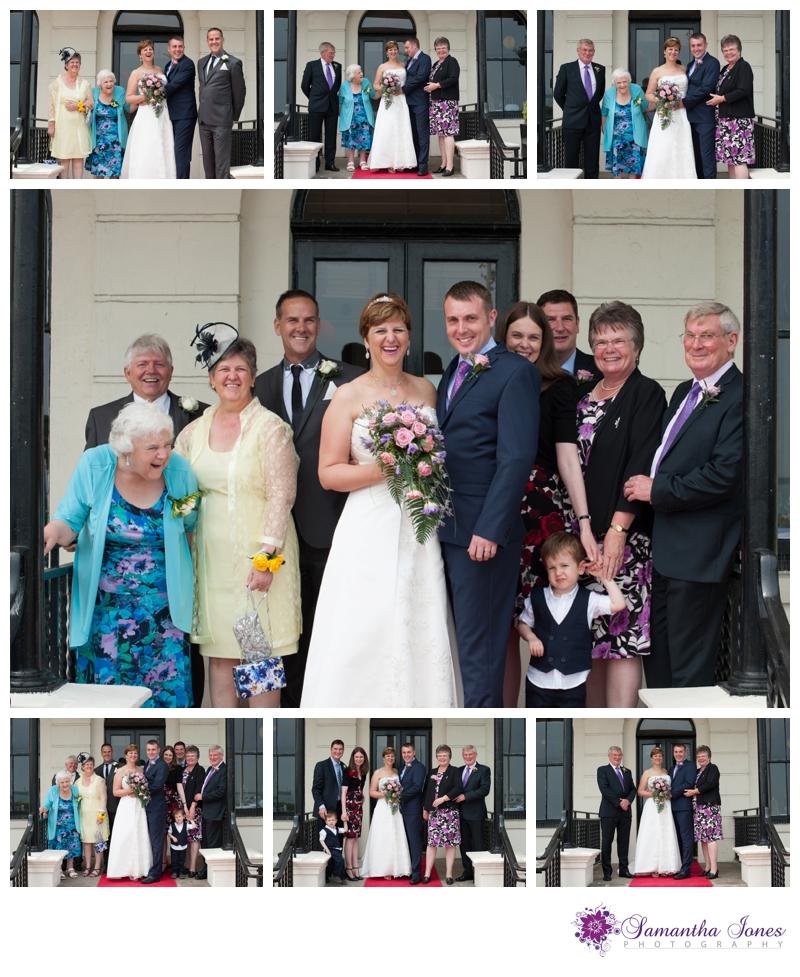 Teresa and Allan wedding at the Dover Marina Hotel by Samantha Jones Photography 16