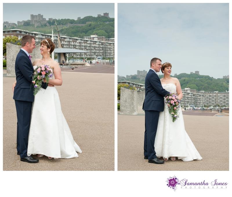 Teresa and Allan wedding at the Dover Marina Hotel by Samantha Jones Photography 17