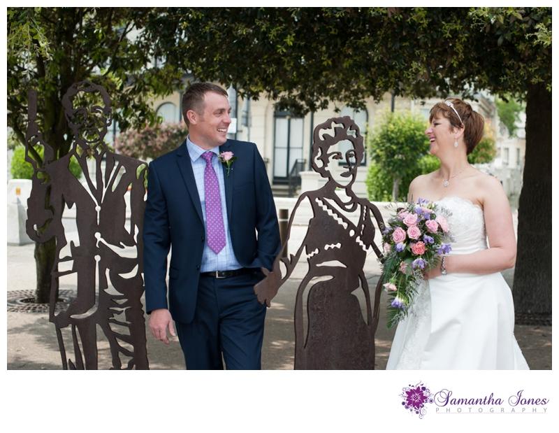 Teresa and Allan wedding at the Dover Marina Hotel by Samantha Jones Photography 19
