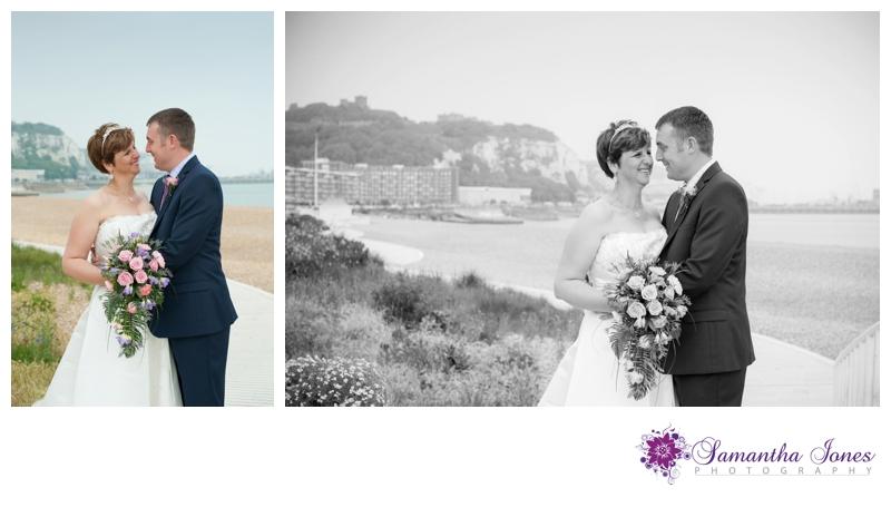 Teresa and Allan wedding at the Dover Marina Hotel by Samantha Jones Photography 20