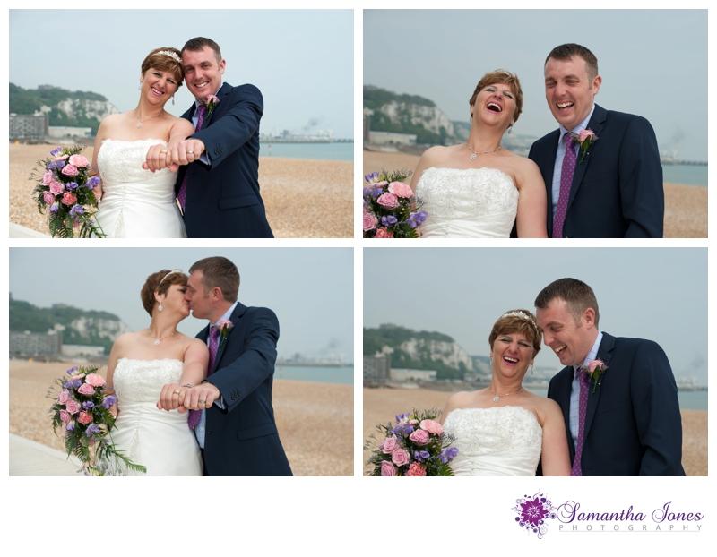 Teresa and Allan wedding at the Dover Marina Hotel by Samantha Jones Photography 21