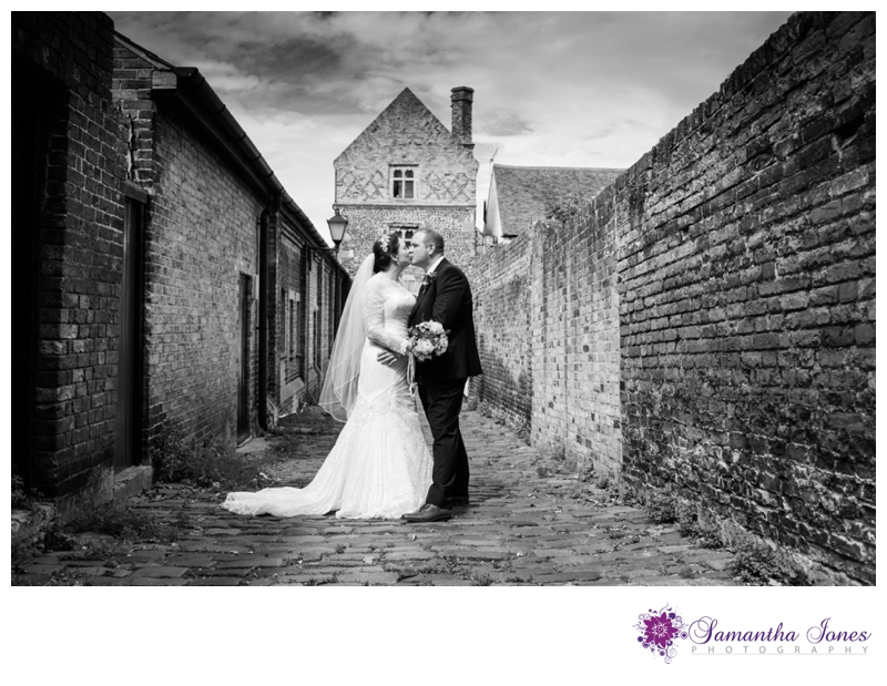 Catherine and Andrew wedding at The Guidhall in Sandwich by Samantha Jones Photography 04
