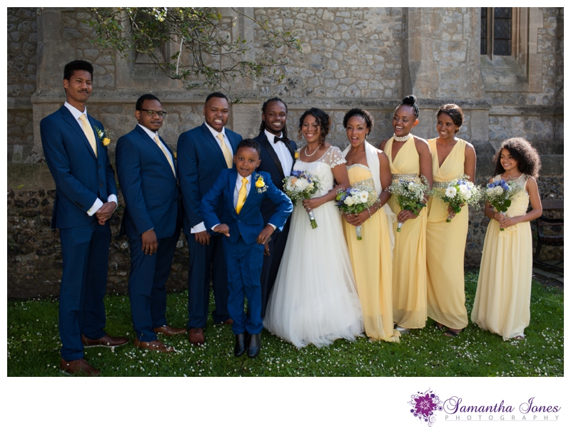 Lorraine and Isaac wedding photography by Samantha Jones Photography 07