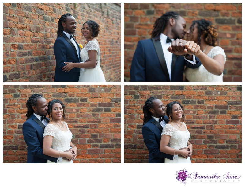 Lorraine and Isaac wedding photography by Samantha Jones Photography 11