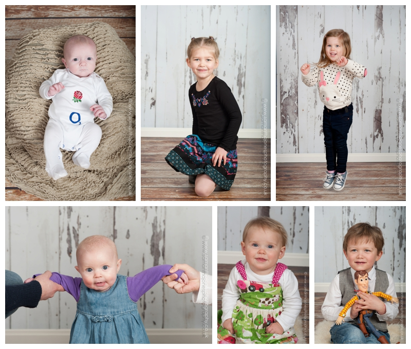20 20 session montage by Samantha Jones Photography