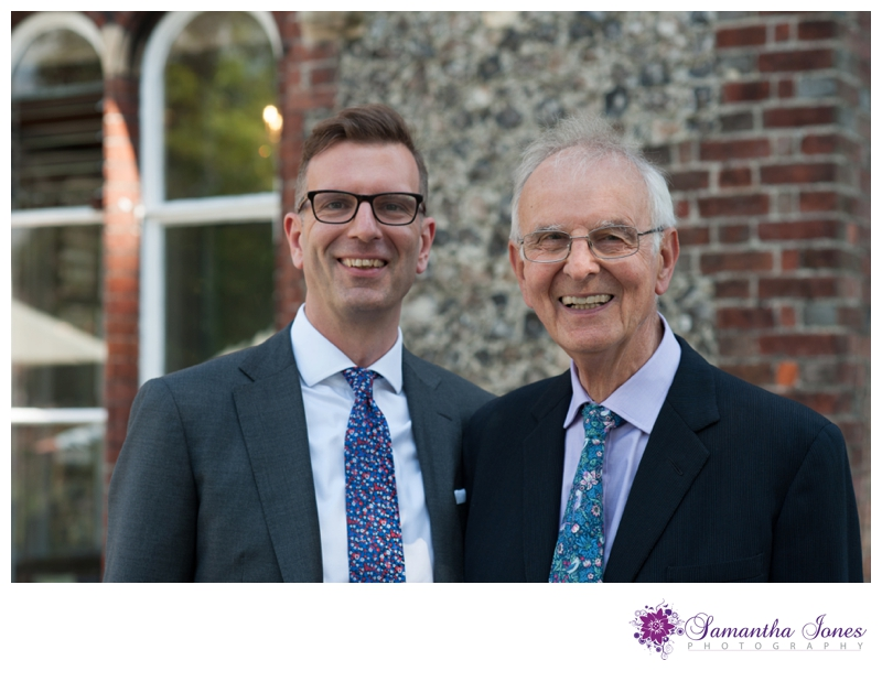 Joyce and Stuart wedding at The Tower House in Canterbury by Samantha Jones Photography 02