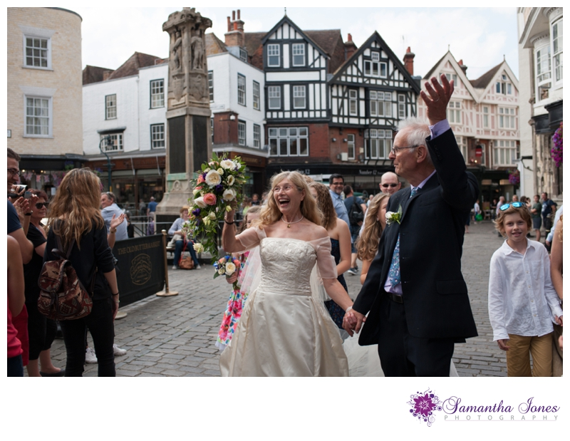 Joyce and Stuart wedding at The Tower House in Canterbury by Samantha Jones Photography 06