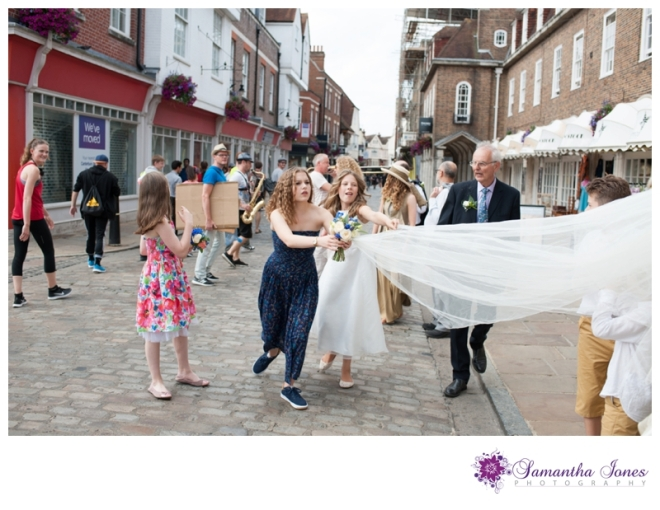 Joyce and Stuart wedding at The Tower House in Canterbury by Samantha Jones Photography 07