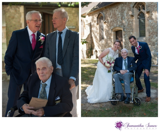 Rachel and Michael wedding at Brogdale by Samantha Jones Photography 09