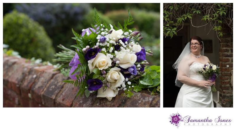 Karen and John wedding at Howfield Manor by Samantha Jones Photography 06