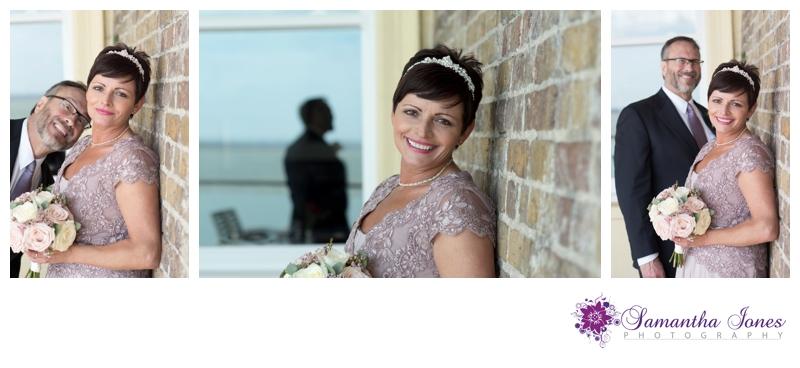 Lisa and Robert married at Pegwell Bay Hotel by Samantha Jones Photography 04