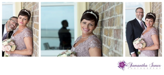 Lisa and Robert married at Pegwell Bay Hotel by Samantha Jones Photography 04