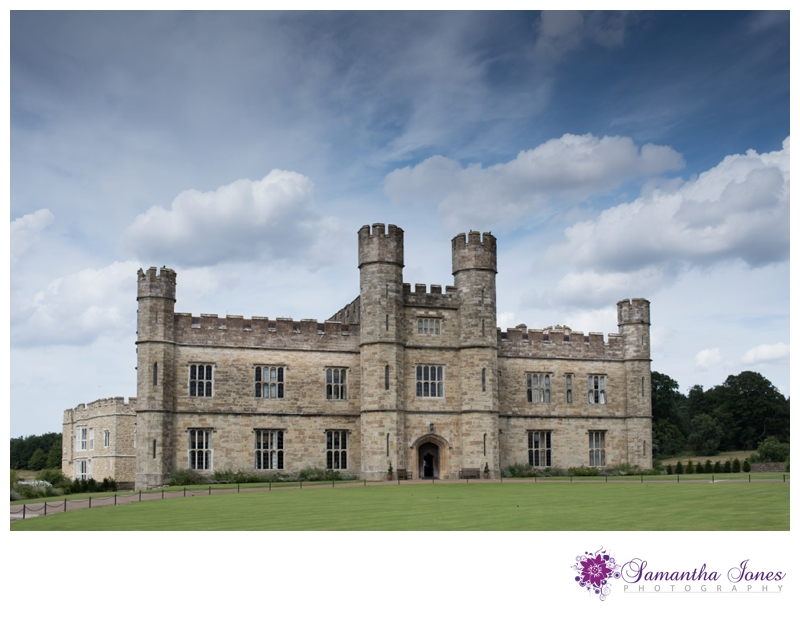 Heather and Phillip married at Leeds Castle by Samantha Jones Photography 01