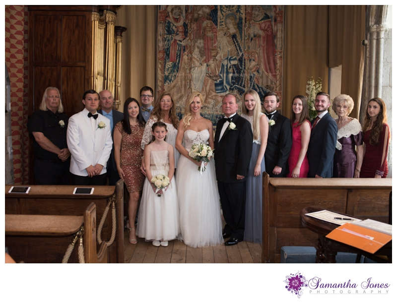 Heather and Phillip married at Leeds Castle by Samantha Jones Photography 11