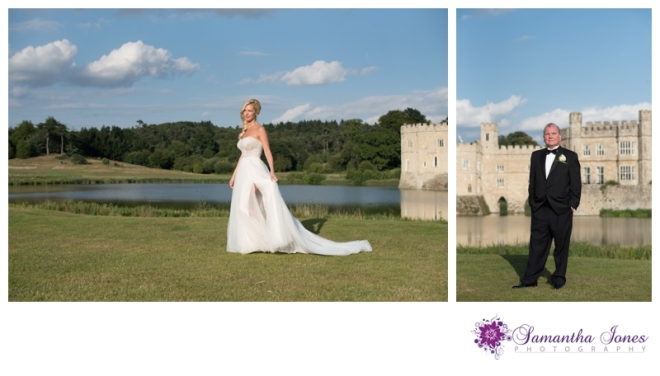 Heather and Phillip married at Leeds Castle by Samantha Jones Photography 14