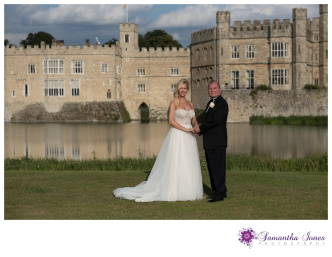 Heather and Phillip married at Leeds Castle by Samantha Jones Photography 15