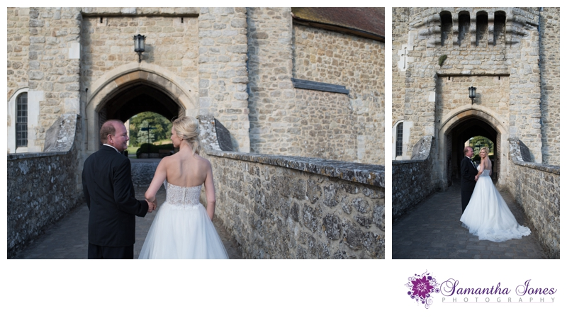 Heather and Phillip married at Leeds Castle by Samantha Jones Photography 18