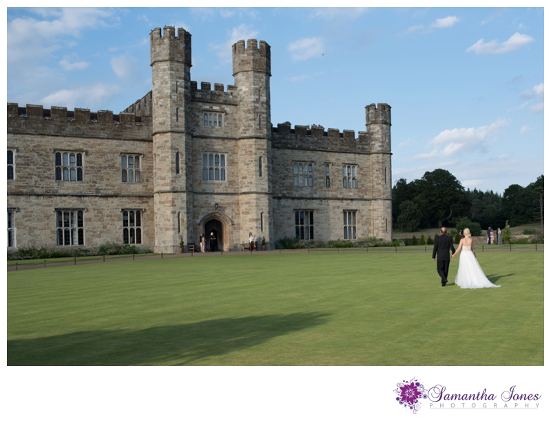 Heather and Phillip married at Leeds Castle by Samantha Jones Photography 19
