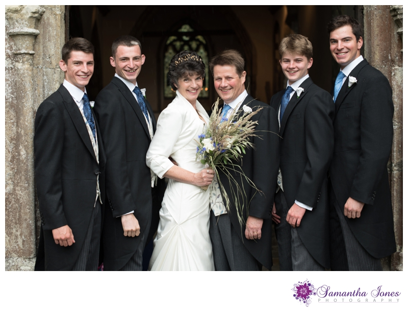 Vicky and Simon married at Egerton and Barnlea by Samantha Jones Photography 09