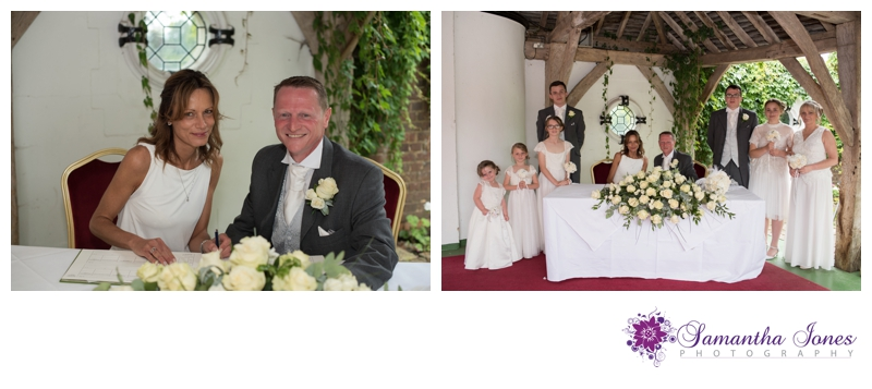 Wendy and Mark wedding at Eastwell Manor by Samantha Jones Photography 04