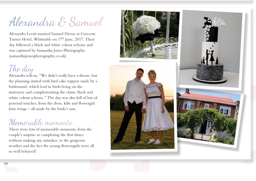 Alex and Sam Your Kent Wedding Magazine.jpg