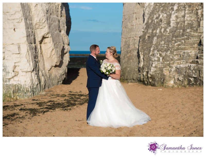 Nikola and Joshua married at Queens Street Baptist Church with their reception at The Botany Bay by Samantha Jones Photography 09