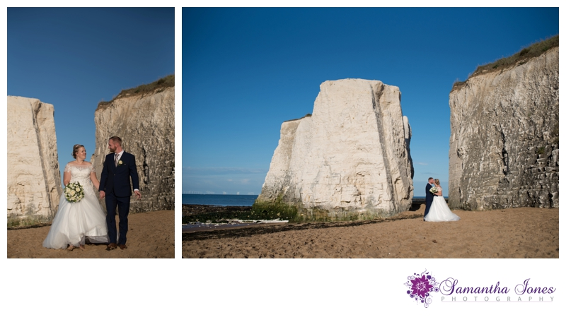 Nikola and Joshua married at Queens Street Baptist Church with their reception at The Botany Bay by Samantha Jones Photography 10
